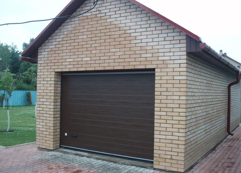 автоматические ворота на гараж цены