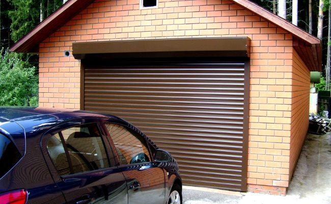 Как изготовить рольставни на гараж своими руками
